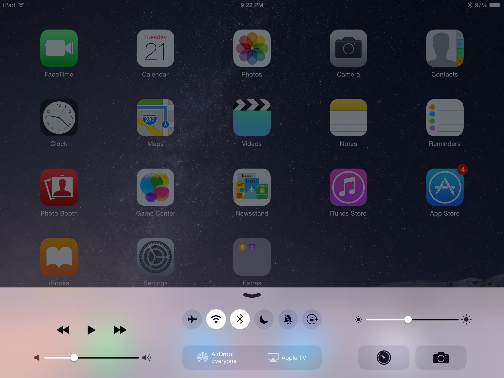 how to connect ipad air to tv using apple tv