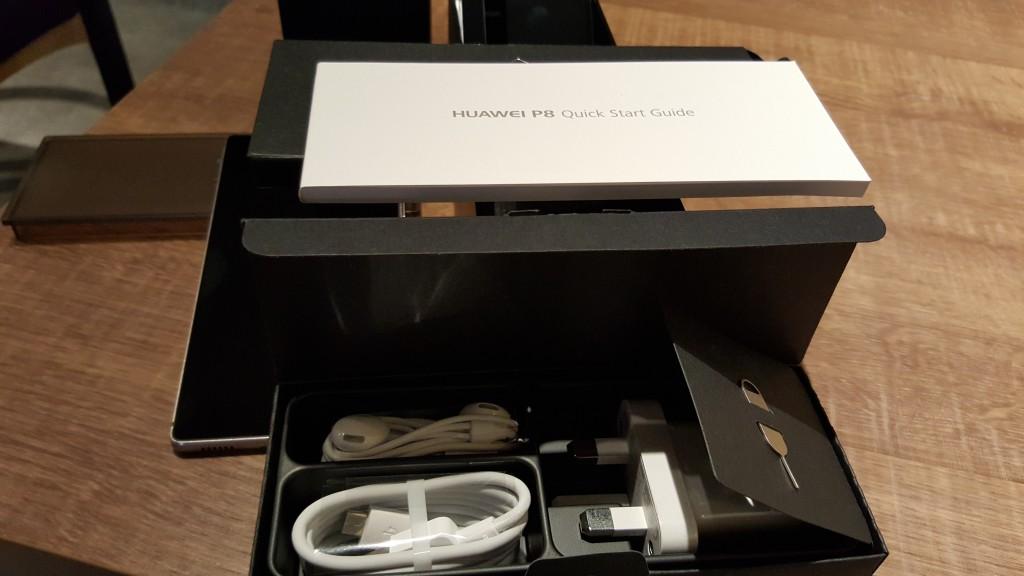 Huawei P8 Unboxing-6