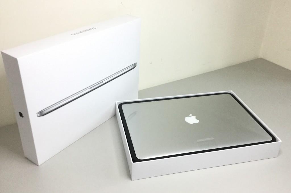 MacBook Pro FR Opening