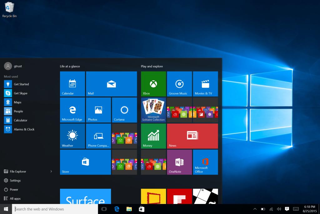 Microsoft Surface Win 10 E-Mail Calendar and Office Setup-2