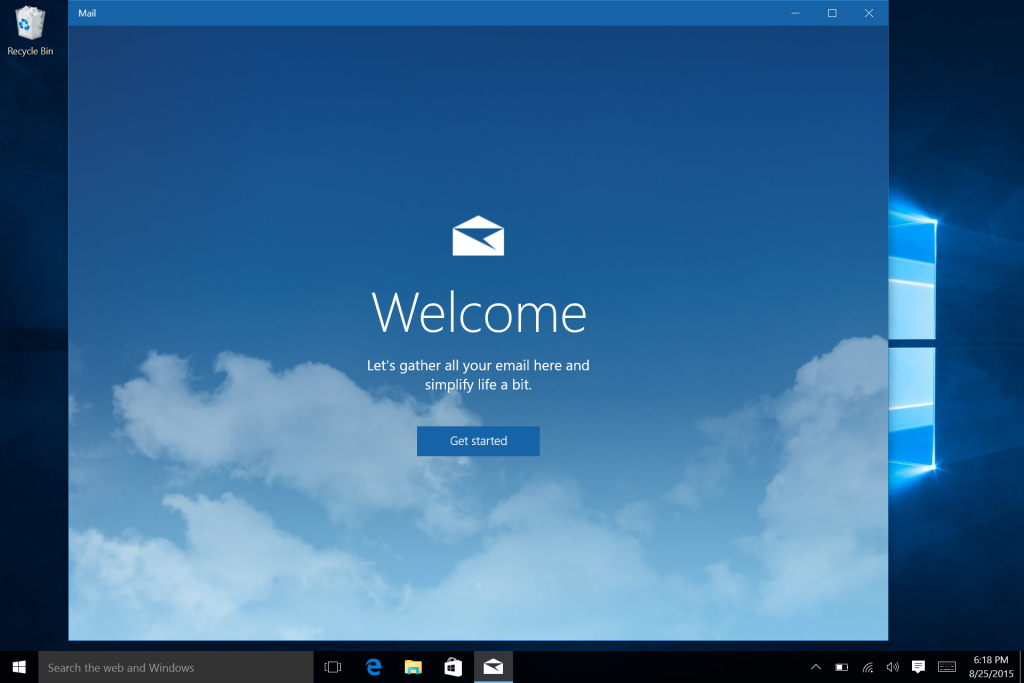 Microsoft Surface Win 10 E-Mail Calendar and Office Setup-3