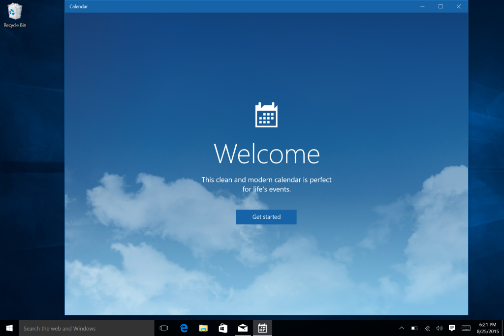 Microsoft Surface Win 10 E-Mail Calendar and Office Setup-9