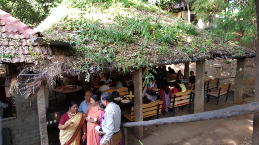 Restaurant between Msyore and Bangalore