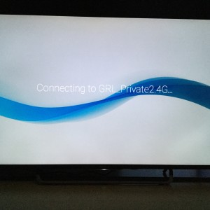 Sony 4K TV with Android setup complicated and update too long-10