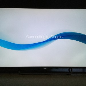 Sony 4K TV with Android setup complicated and update too long-11