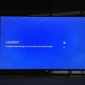 Sony 4K TV with Android setup complicated and update too long-16