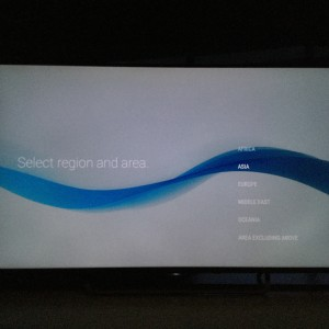 Sony 4K TV with Android setup complicated and update too long-17