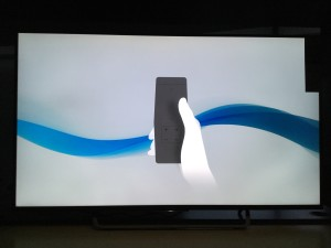 Sony 4K TV with Android setup complicated and update too long-2