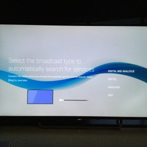 Sony 4K TV with Android setup complicated and update too long-22