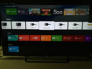 Sony 4K TV with Android setup complicated and update too long-37