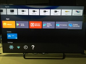 Sony 4K TV with Android setup complicated and update too long-39
