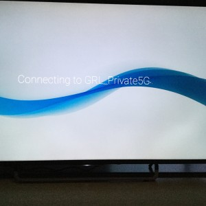 Sony 4K TV with Android setup complicated and update too long-6