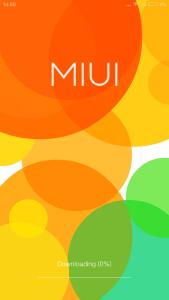 Xiaomi Mi Note Pro First Update Screen 2