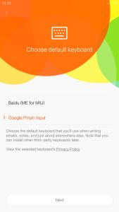 Xiaomi Mi Note Pro Startup Screen 4