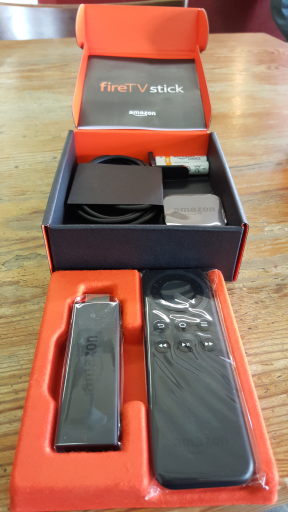 Amazon Fire Stick Unboxing-3