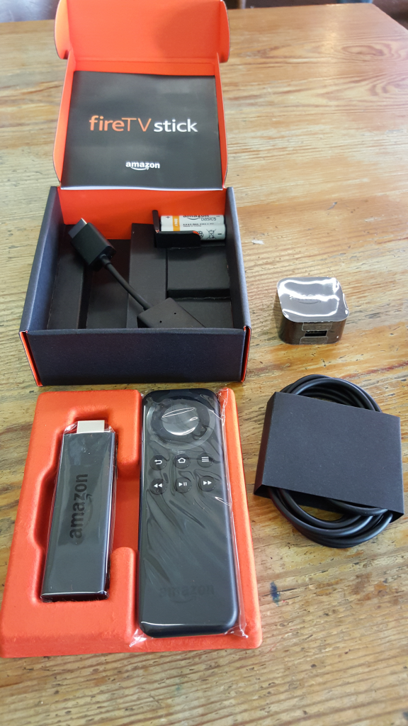 Amazon Fire Stick Unboxing-4