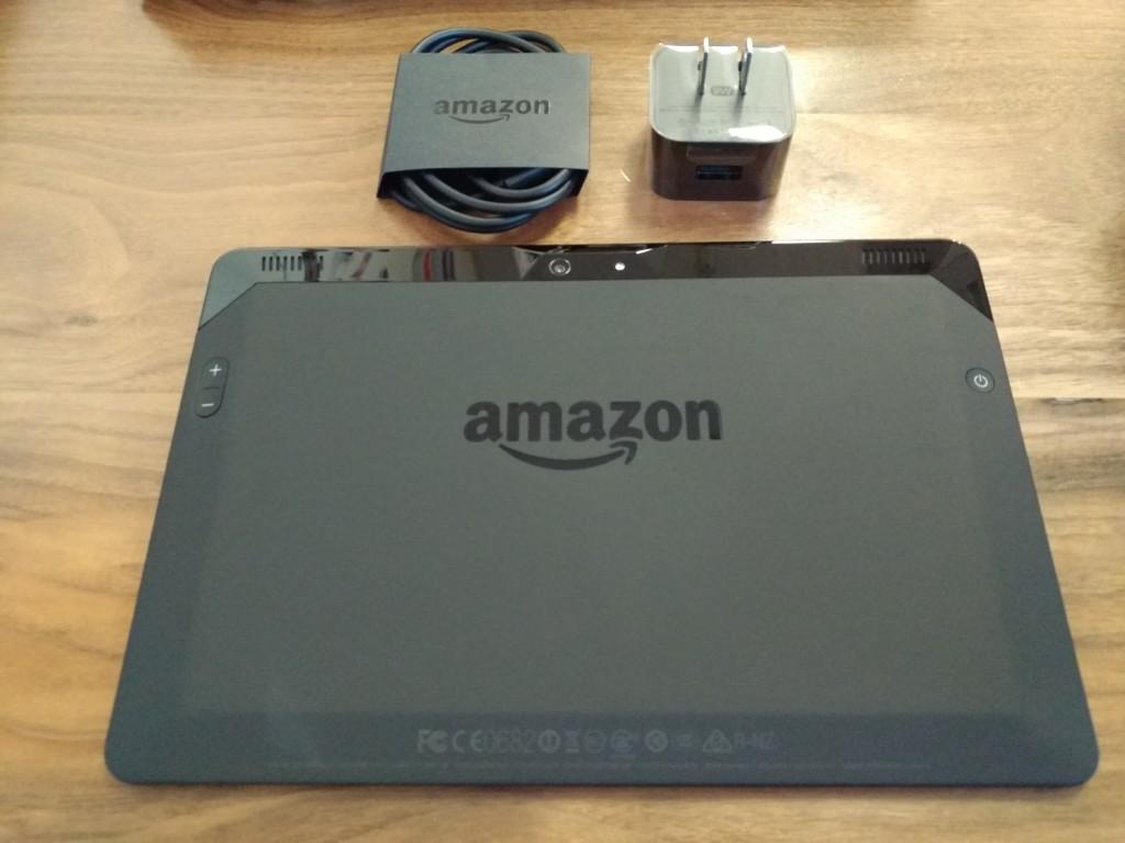 Amazon Kindle HDX 89 accessories at Vitality Bowl San Ramon California