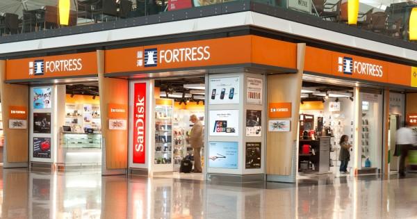 Fortress Store T1 Hong Kong Airport