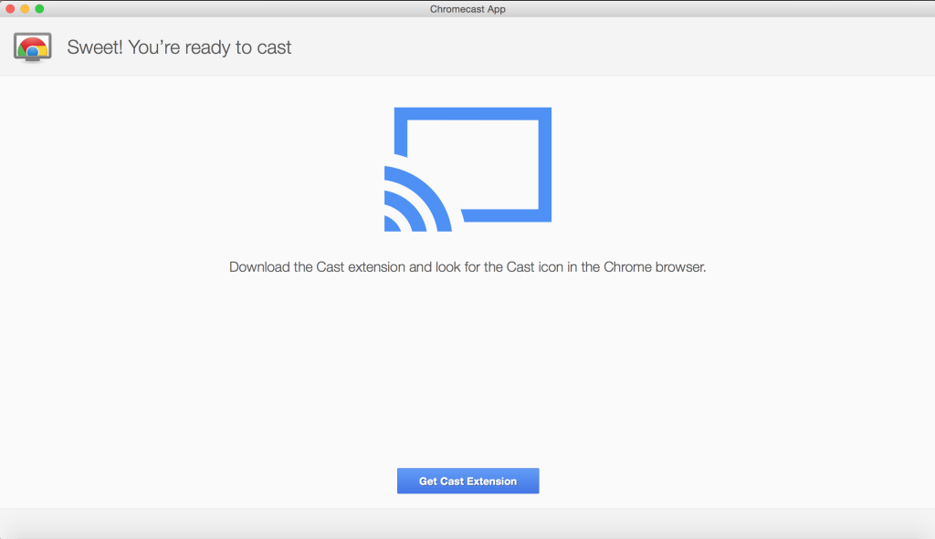 chromecast su mac