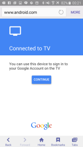 Samsung Galaxy S6 Edge with Asus Nexus Player Setup-3