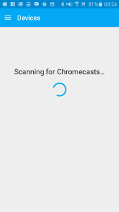 Samsung Galaxy S6 Edge with Asus Nexus Player can't use Chromecast to connect-1