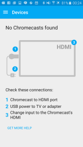 Samsung Galaxy S6 Edge with Asus Nexus Player can't use Chromecast to connect-2