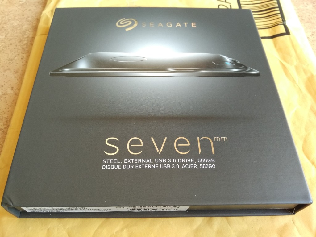 Seagate Sevenmm Drive Box Top Shot