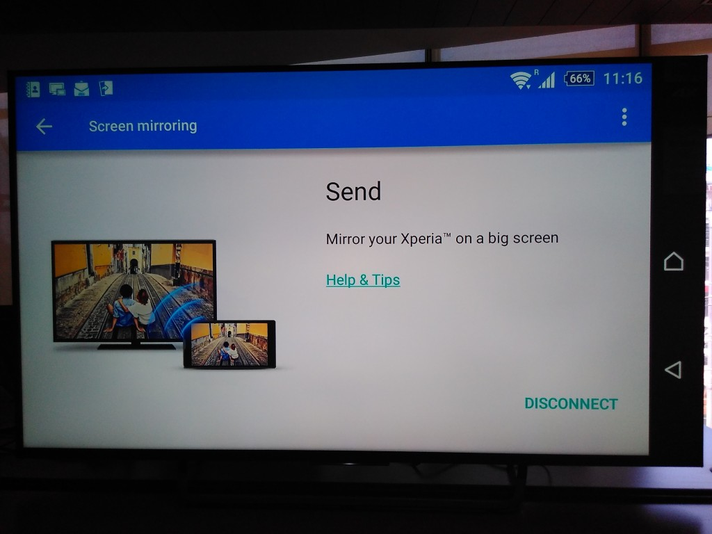 4k Ultra Hd Smart Led Tv By Sony And Xperia Z5 Compact