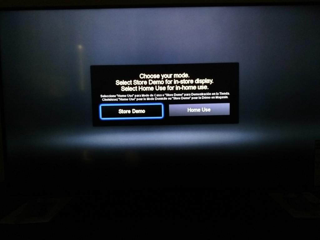 Vizio M-Series 4K Ultra HD Smart TV Startup-2