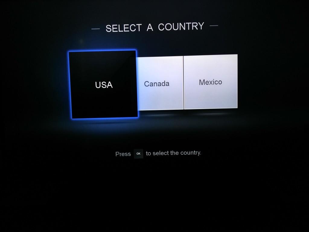 Vizio M-Series 4K Ultra HD Smart TV Startup-4