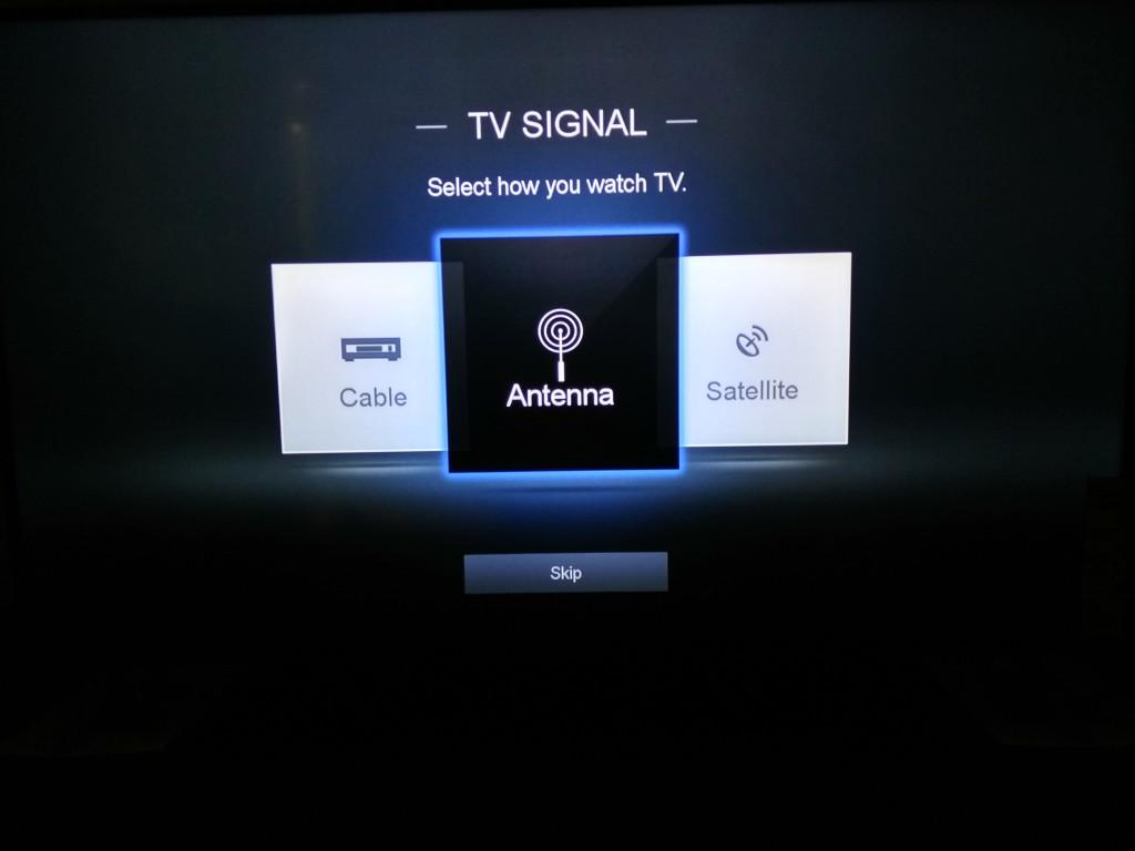 Vizio M-Series 4K Ultra HD Smart TV Startup-9