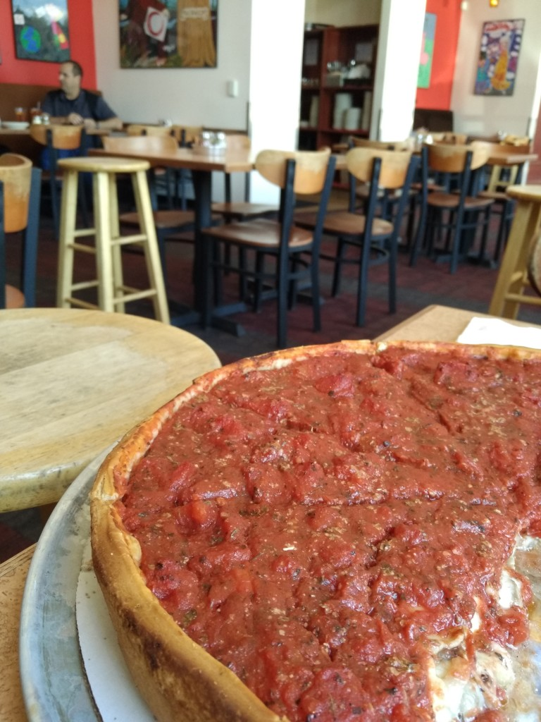 Zachary's Chicago Store and Pizza San Ramon California
