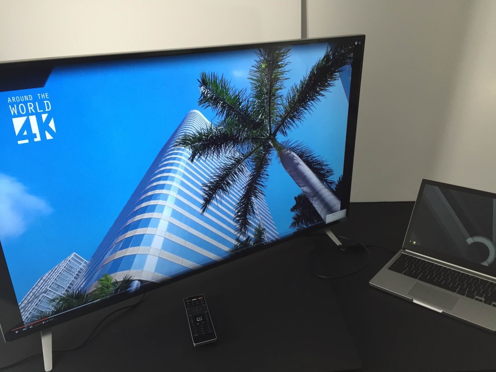4K with Chromebook pixel -2