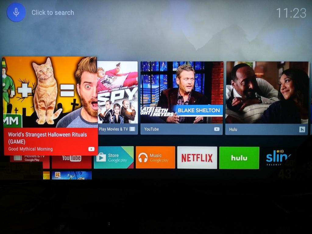 Asus Nexus Player HDMI to LG 4K Smart TV-3