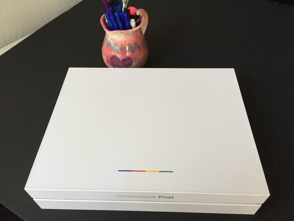 Chromebook Pixel 2015 -1