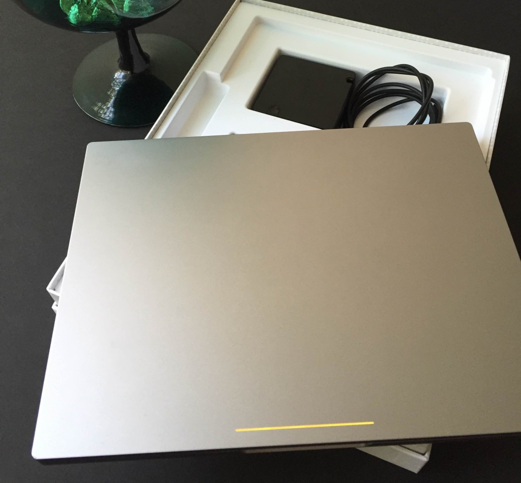 Chromebook Unboxing