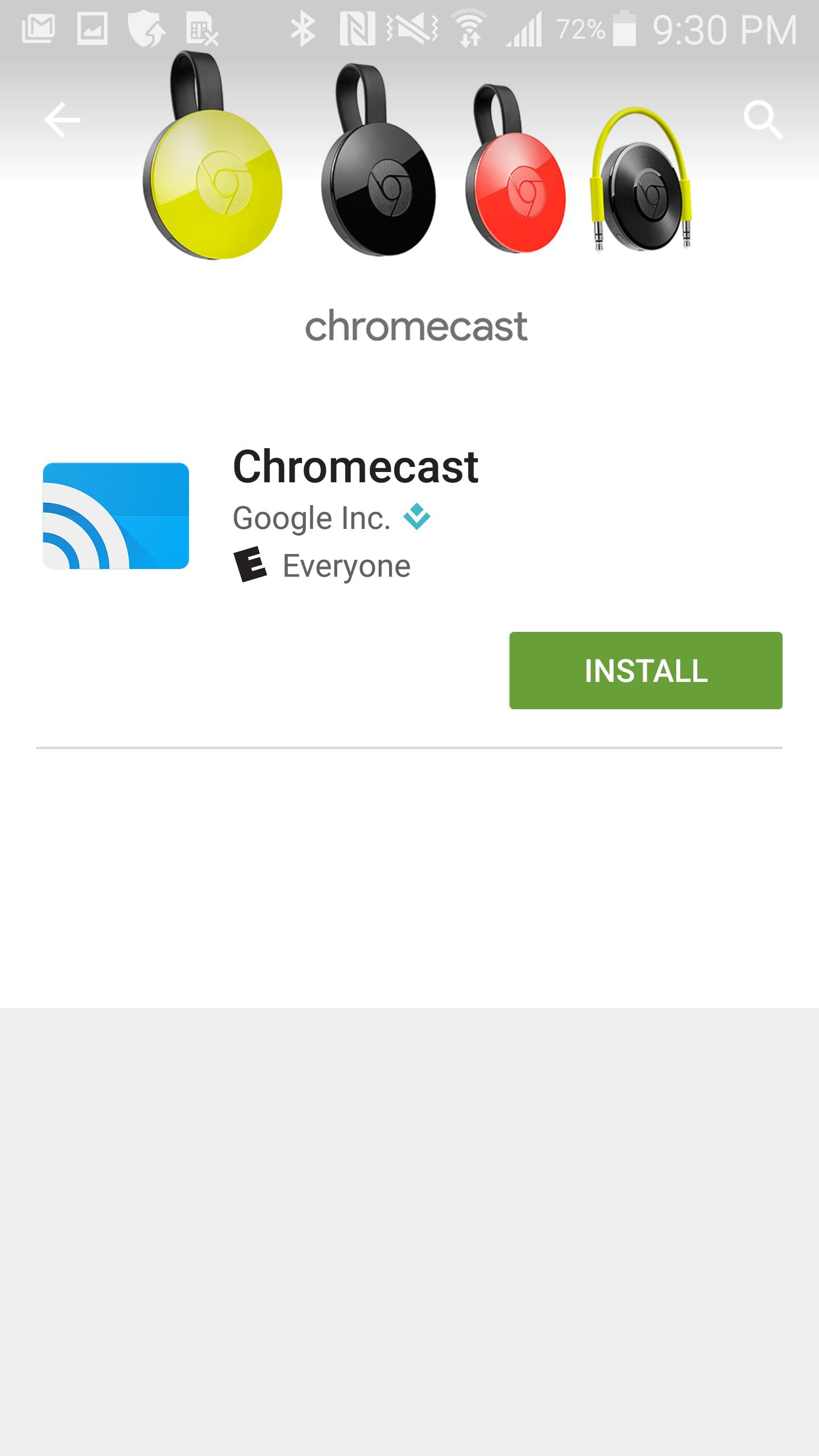 chromecast how to go rewind