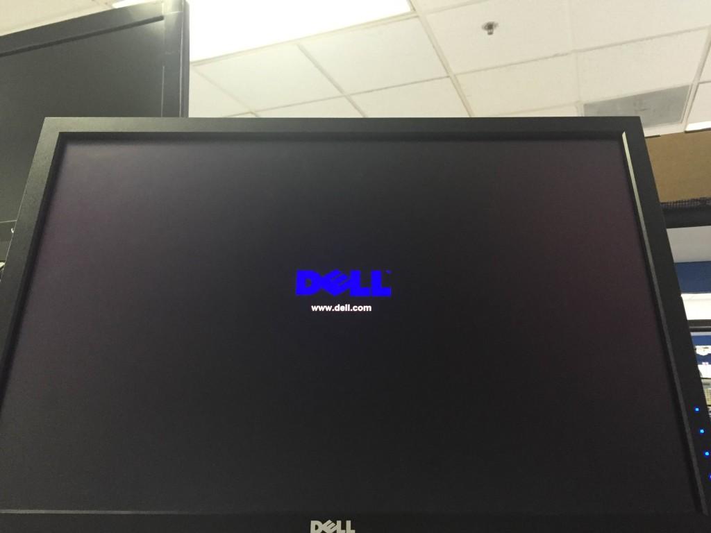 Dell U2410 DP monitor