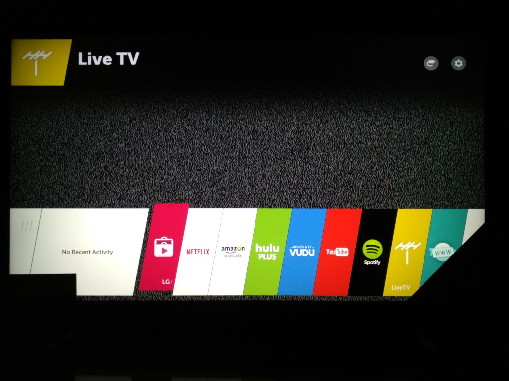LG 43UF6400 43-Inch 4K Ultra HD Smart LED TV Unboxing and Setup-19