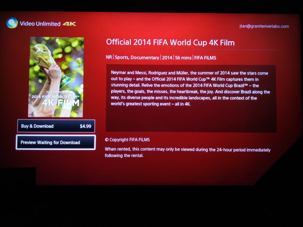 how to get free movies on lg smart tv