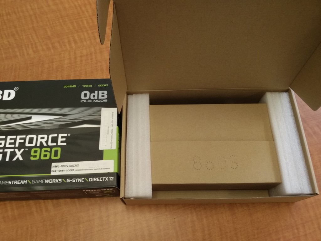 NVidia GEForce GTX 960 Unboxing-4