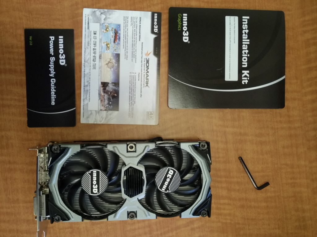 NVidia GEForce GTX 960 Unboxing-6