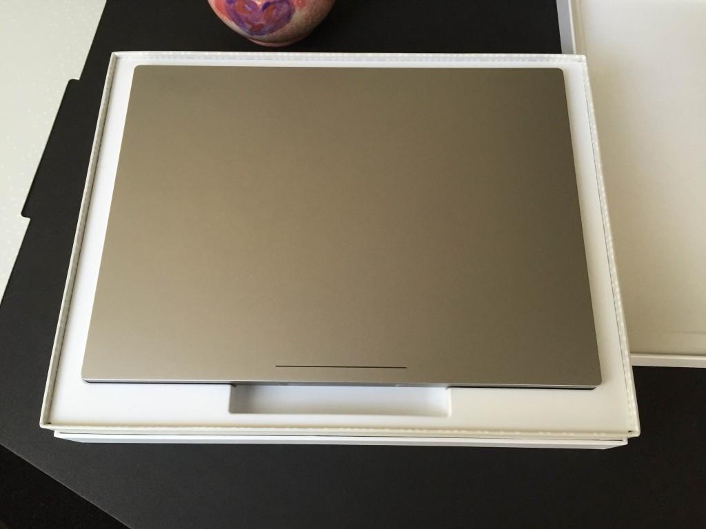 New Chromebook