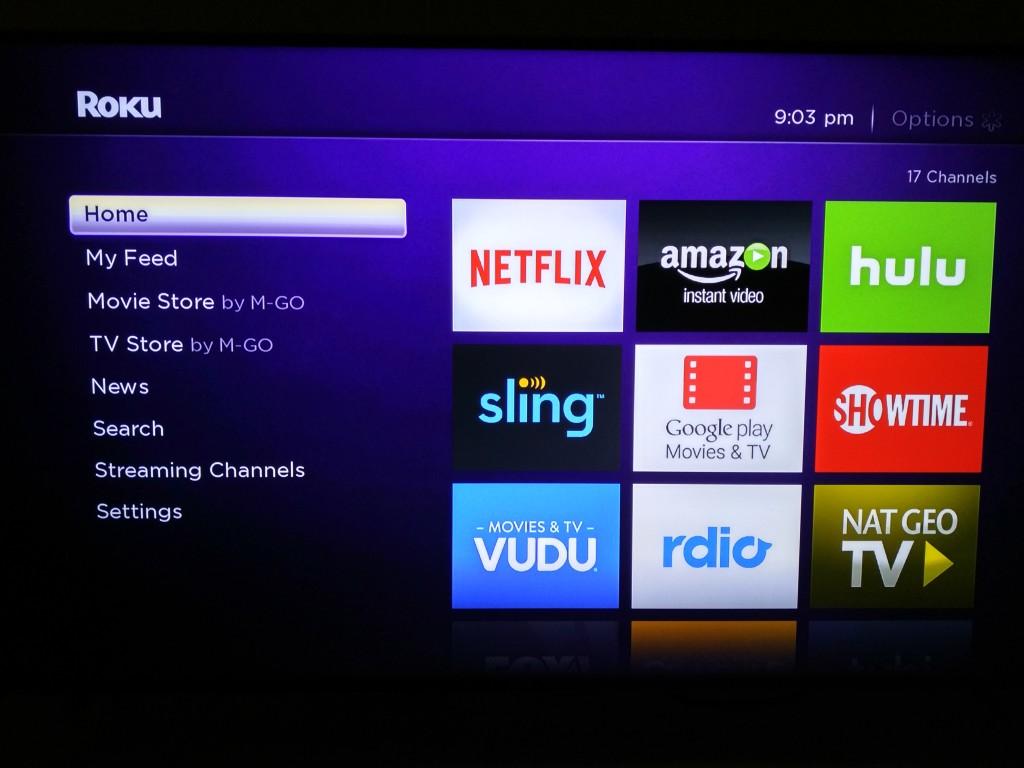 Roku 3 on Vizio M-Series 4K Ultra HD Smart TV Setup-15