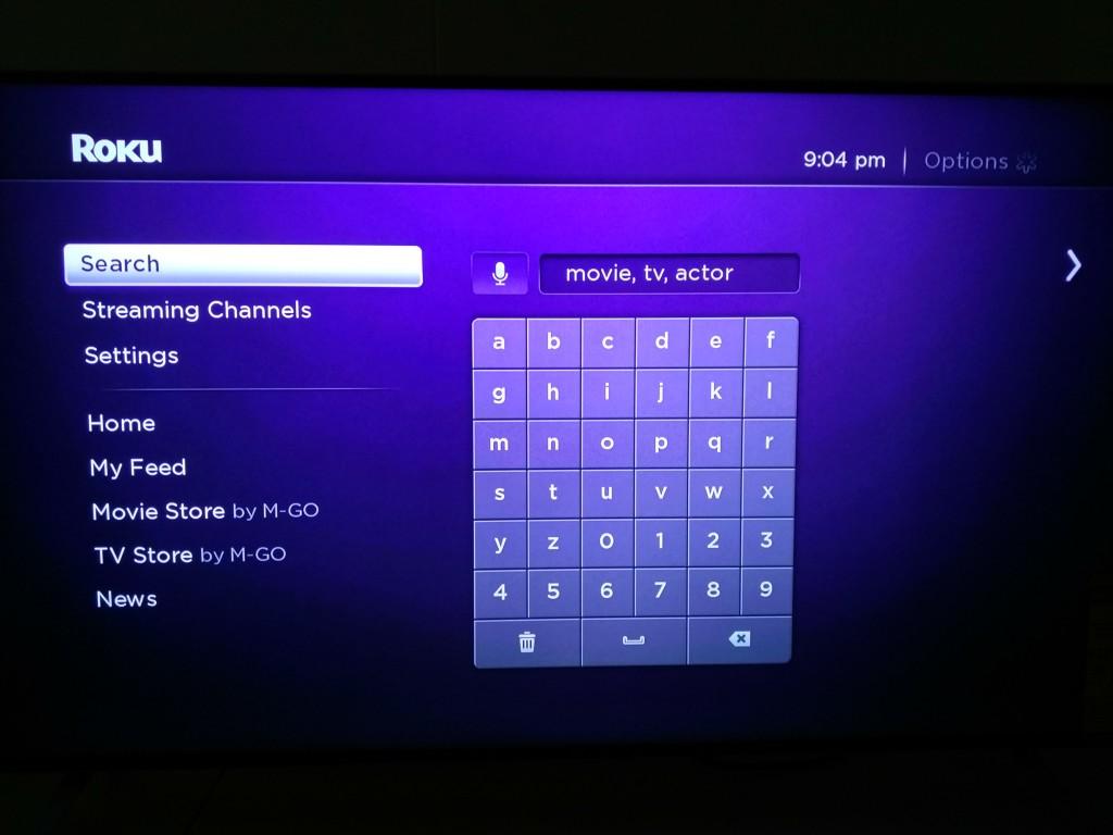 Roku 3 on Vizio M-Series 4K Ultra HD Smart TV Setup-21