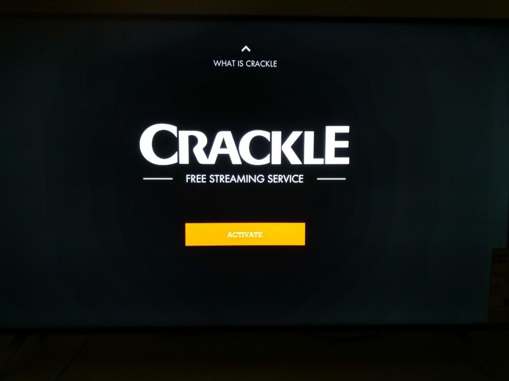 Roku 3 on Vizio M-Series 4K Ultra HD Smart TV Setup-26 Crackle