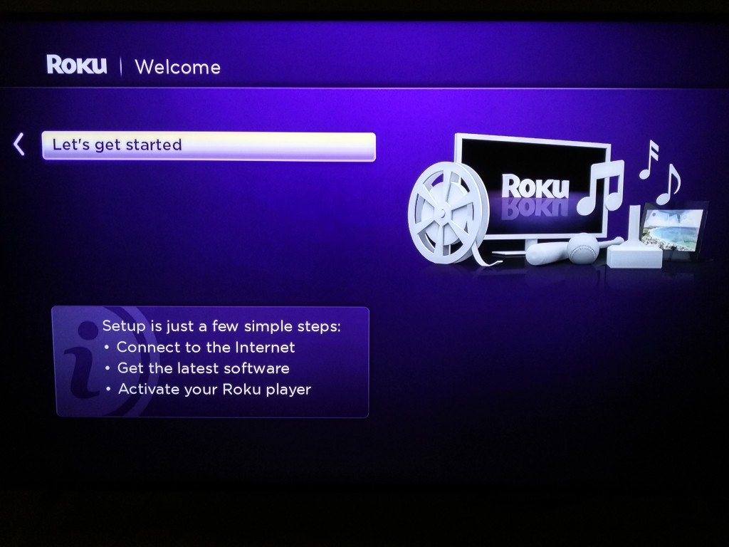 Roku 3 on Vizio M-Series 4K Ultra HD Smart TV Setup-4