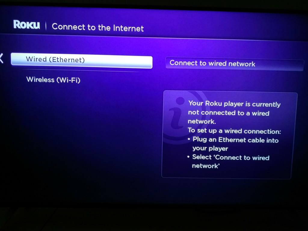 Roku 3 on Vizio M-Series 4K Ultra HD Smart TV Setup-5