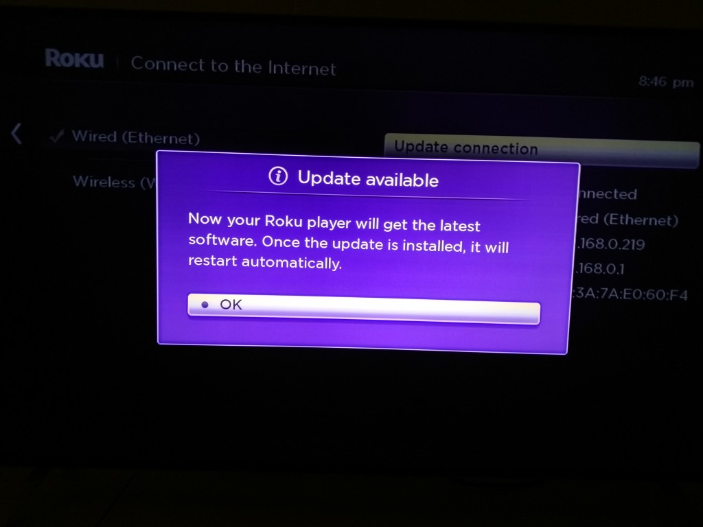 Roku 3 on Vizio M-Series 4K Ultra HD Smart TV Setup-6