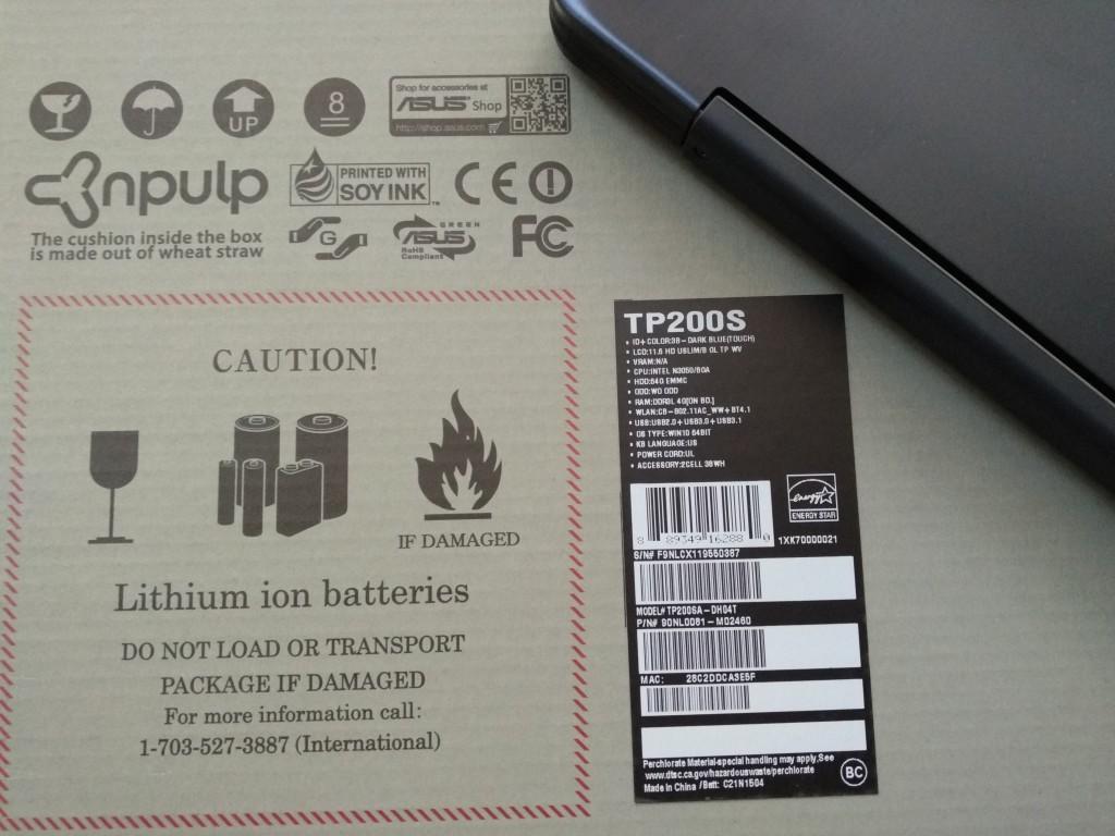 ASUS Transformer Book Flip Unboxing-3